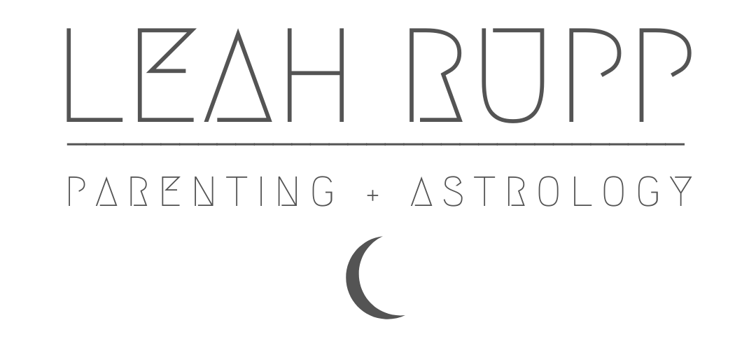 Leah Rupp | Parenting + Astrology